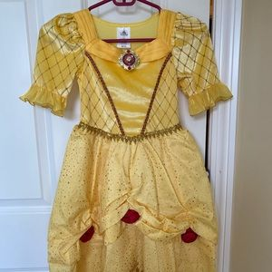 Disney Store Beauty & the Beast Belle Costume